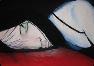 Art Portfolio-Sleeping Woman Process-017