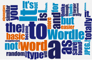 wordcloud text